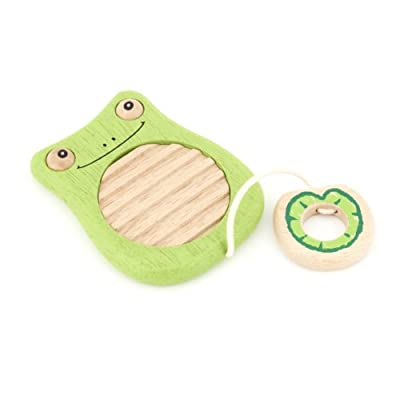 Scratchy Frog Musical Toy||RF20F