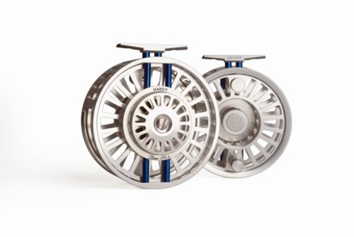 Hardy Zane Fly Fishing Reel No. 3 10-12 Weight Rods