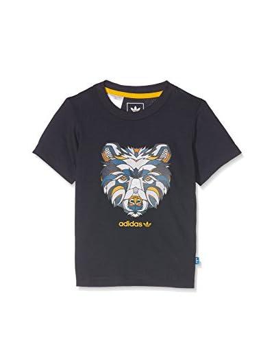 adidas T-Shirt Manica Corta I Event  [Blu Scuro]