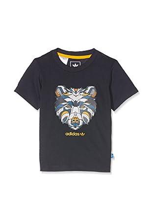 adidas Camiseta Manga Corta I Event (Azul Oscuro)
