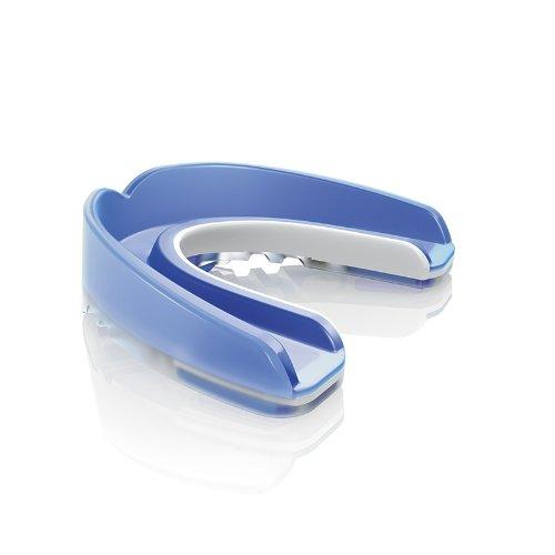 Shock Doctor Paradenti Nano 3D, Blu (blau), taglia unica