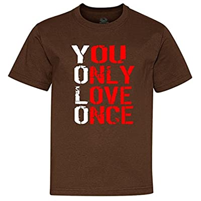 You Only Love Once Youth T-Shirt