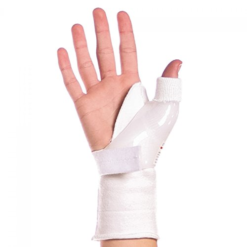 Skier's Thumb Brace for UCL Ligament Injury-M-Right (Thumb Cast compare prices)