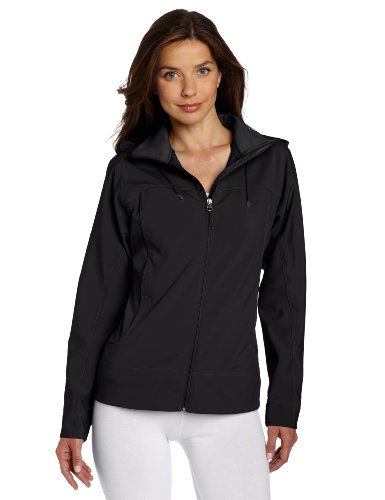 Marmot Women's Summerset Softshell Jacket - Black, Large