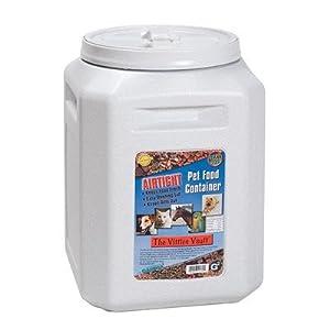 Vittles Vault Junior Pet Food Container in Mocha Granite from Gamma