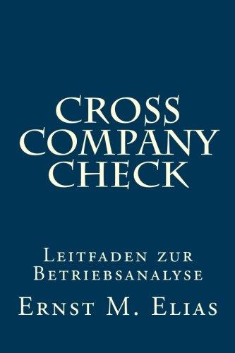 Cross Company Check, Leitfaden zur Betriebsanalyse