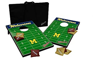 NCAA Michigan Wolverines Tailgate Toss Game by Unknown