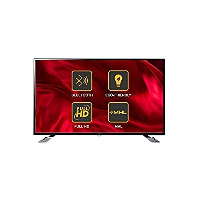 Noble Skiodo 50MS48N01 122 cm (48inches) Full HD LED TV (BLACK)
