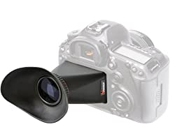 MegaGear DSLR LCD Screen Viewfinder for Canon 5D MARK iii Digital SLR Cameras (Canon 5D MK3)