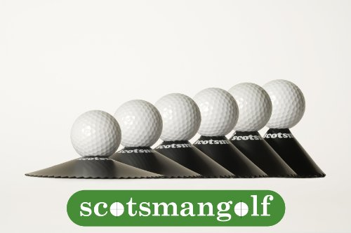 The Scotsman Adjustable Golf Tee