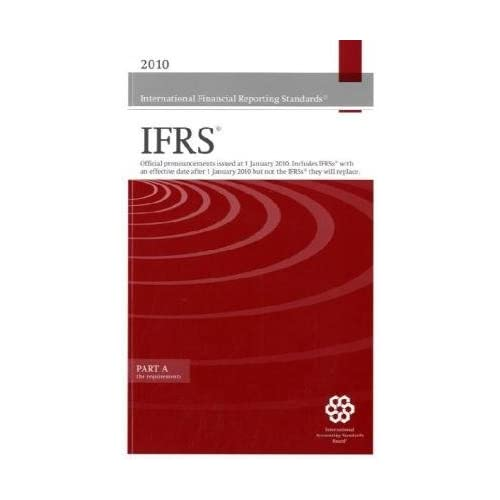 Ifrs 15 revenue from contracts with customers - summary - ifrsbox