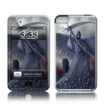 Apple iPod Touch 2G 3G Design Modding Skin Wallpaper - Death on Hold