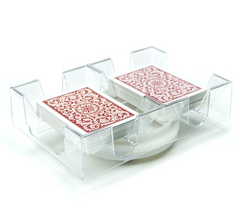 For Sale! 2 Deck Rotating-Revolving Card Tray by Brybelly