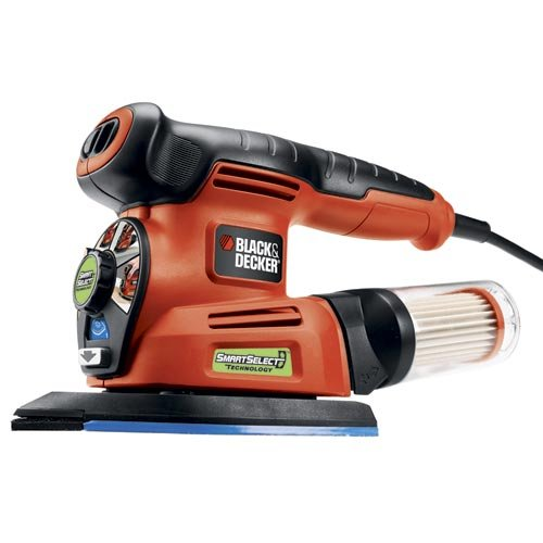 Black & Decker MS2000 4-in-1 SmartSelect Multi Sander
