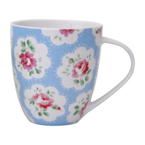 Cath Kidston Provence Crush Mug Blue