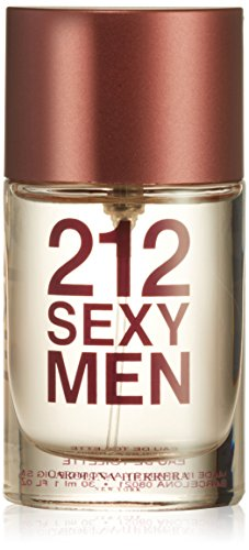 Carolina Herrera 212 Sexy Men Eau de Toilette Vaporizzatore - 30 ml