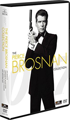 007/ピアース・ブロスナン DVDコレクション(4枚組)
