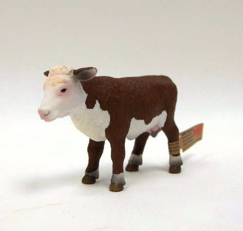Hereford Calf by Mojo