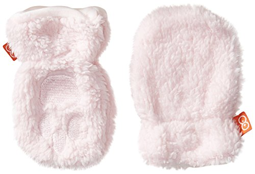 Magnificent Baby Baby-Girls Fleece Mittens, Pink Icing, 12-18 Months