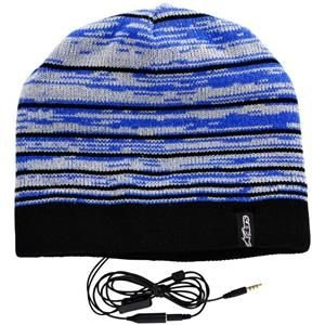 Alpinestars Jetlag Sound Disk Beanie - One Size Fits Most/Blue