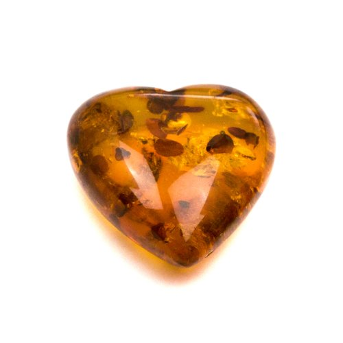 Baltic Honey Amber Love Heart Valentines Day Collection Gift