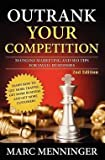 img - for Outrank Your Competition (Paperback)--by Marc Menninger [2011 Edition] book / textbook / text book
