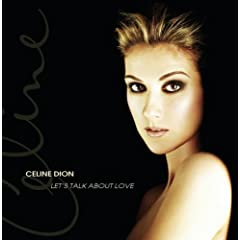 Celine Dion Lets Talk About Love lyrics