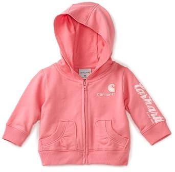Amazon Carhartt Baby Girls Cozy Zip Front Jacket