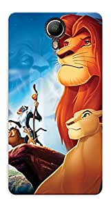 Kaira High Quality Printed Designer Back Case Cover For Micromax Canvas 5 Lite(227)