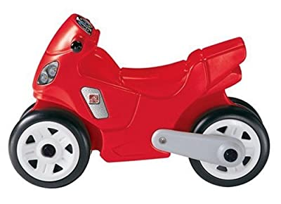Step2 Motorcycle Ride-on (Red)