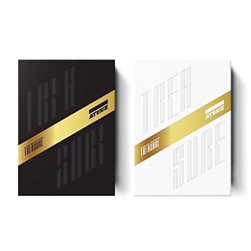 CD : ATEEZ - Treasure Ep (random Cover)