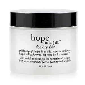 Philosophy Hope in a Jar Daily Moisturizer, Dry Skin, 2 Ounce