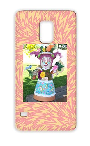 Art Design Daisy Nature Painting Drawing Outdoors Hobbies Babies Garden Clown Green For Sumsang Galaxy S5 Tear-Resistant Daisey Protective Hard Case