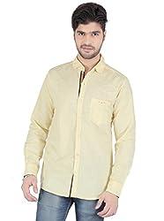 Appollo Men's Super Fine Cotton Casual Shirt-XL