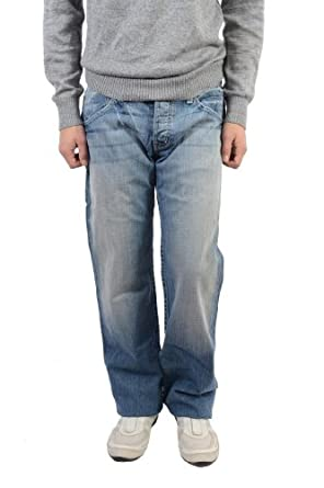"Emporio Armani Men's ""Jude Sexy Fit"" Jeans US 32 / EU 48 Blue"