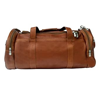 Piel Leather Gym Bag by Piel Leather