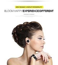 buy Dan Speed Stereo Wireless Bluetooth 4.1 Earphone Headphone For Iphone Table Pc Lg Htc 106T (Green)