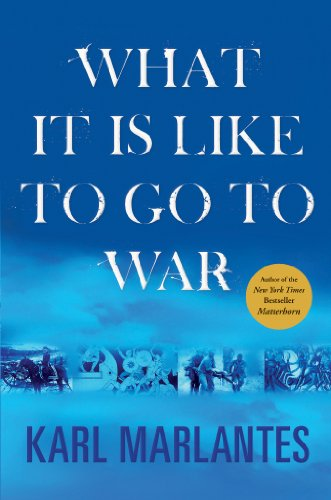 Karl Marlantes - What It Is Like to Go to War