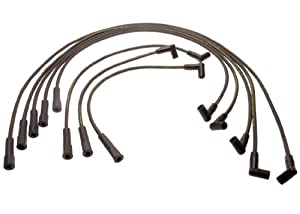 ACDelco 608K GM Original Equipment Spark Plug Wire Set
