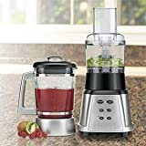 Cuisinart SmartPower Premier Duet Blender/Food Processor with Die-Cast Metal Base with Stainless Finish