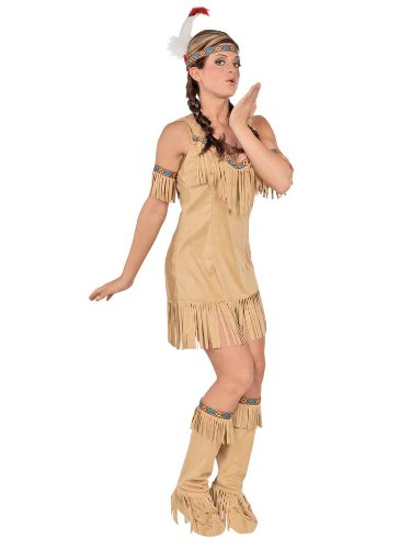 Sexy Indian Princess Theatre Costumes Native American Indian Costume Pocahantas