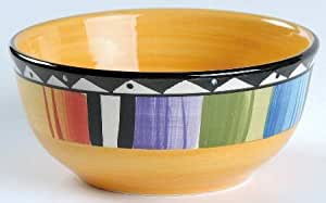 Gibson Designs Fandango Soup/Cereal Bowl, Fine China Dinnerware