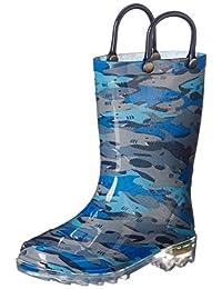 Western Chief Shark Chomp Rain Boot (Infant)