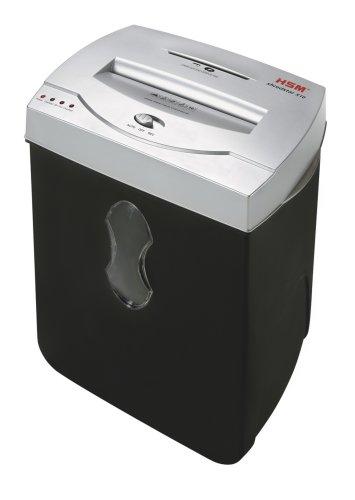Aktenvernichter HSM shredstar X10, Sicherheitsstufe 4, 10 Blatt (Partikelschnitt) mit CD-Schredder