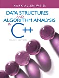 img - for Data Structures & Algorithm Analysis in C++ book / textbook / text book