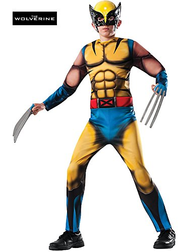 Marvel Deluxe Wolverine Kids Costume - Large (12-14)