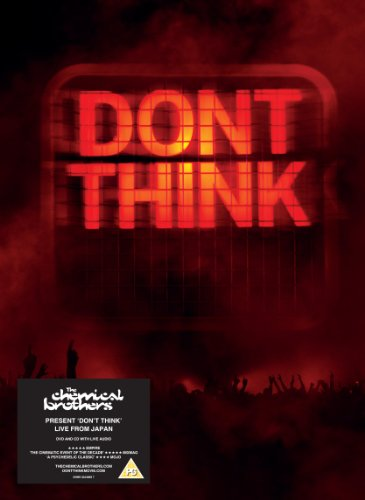 Don't Think (DVD-sized Casebound Book Edition) [2012]