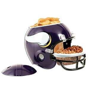 Minnesota Vikings Snack Helmet by WinCraft