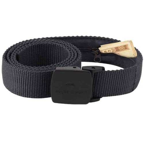 EAGLE CREEK ALL TERRAIN MONEY BELT (BLACK) (Parallel Imported Product)