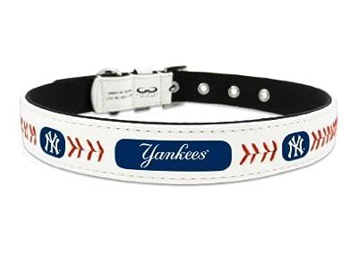 New York Yankees Dog Collar - Medium (Please see item detail in description)